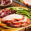 Searching for ham crock-pot recipes for Easter or other special holiday? Then click here to try the Best Crock-Pot Ham Recipe ever! The secret to this crock-pot Easter dish is a special beer and chutney glaze.