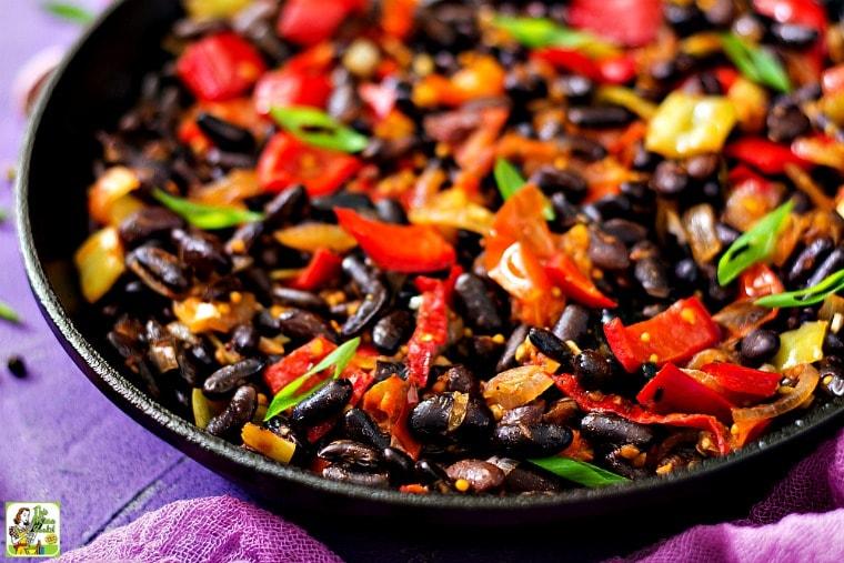 Weight Watchers Momentum Plan Crock-Pot Black Bean Chili Recipe.