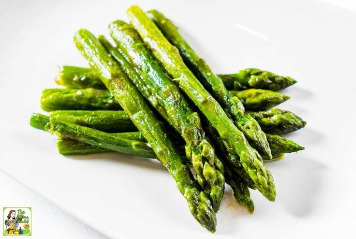 Marinated Asparagus Recipe