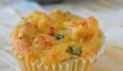 Holly Clegg's Seafood Cornbread