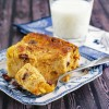 Best Pumpkin Bread Pudding Ever