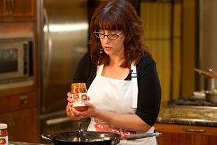 Making Chicken Cacciatore for Pasta