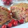 Healthy holiday treats: Holly Clegg's Banana Cranberry Bread