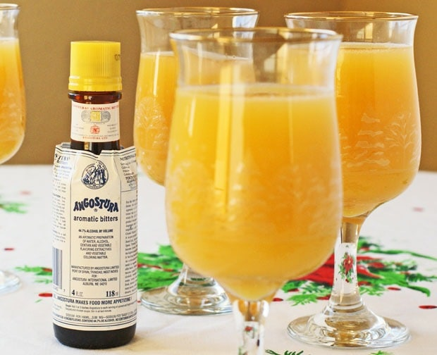 Try a Orange Blossom Mocktail from This Mama Cooks! On a Diet - thismamacooks.com