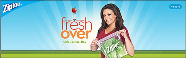 Fresh Over with Rachael Ray