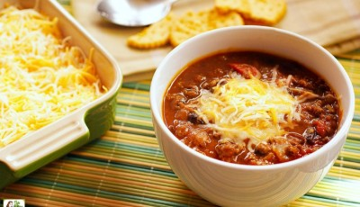 Slow Cooker Pumpkin Chili recipe