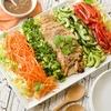 Gluten Free Asian Cobb Salad #glutenfree