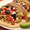 Breakfast Tacos with California Ripe Olives #kitchenplay