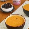 Curried Sweet Potato & Fig Yogurt Soup