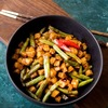 Meatless Monday: Tofu and Green Bean Stir Fry #meatlessmonday #glutenfree