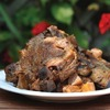 Pear Ginger Pork Chops from The Paleo Slow Cooker
