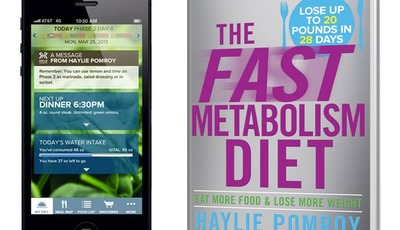Book and app review: The Fast Metabolism Diet #FastMetabolismDiet