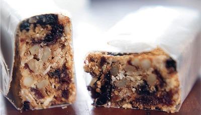 Cookbook Week cont'd: Teen Cuisine New Vegetarian recipe for Smart Bars