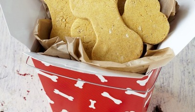 Doggie Cookies from All the Good Cookies