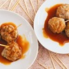 Gluten Free Asian Ginger Meatball Appetizers