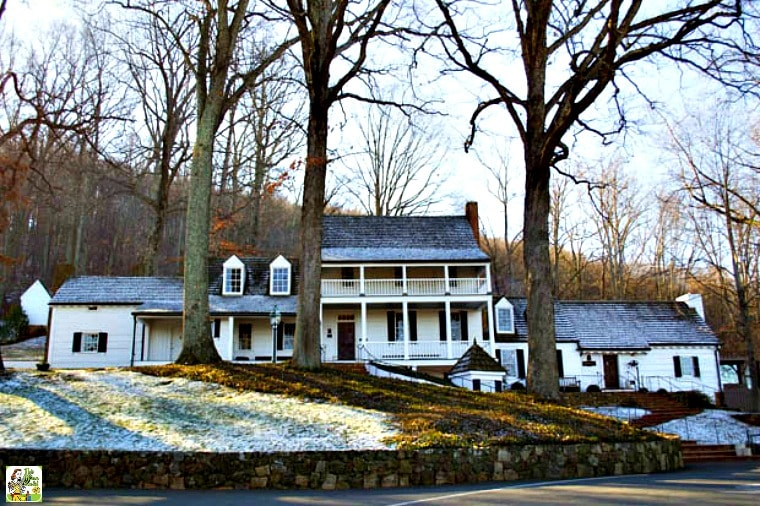 Learn about the history of the Michie Tavern