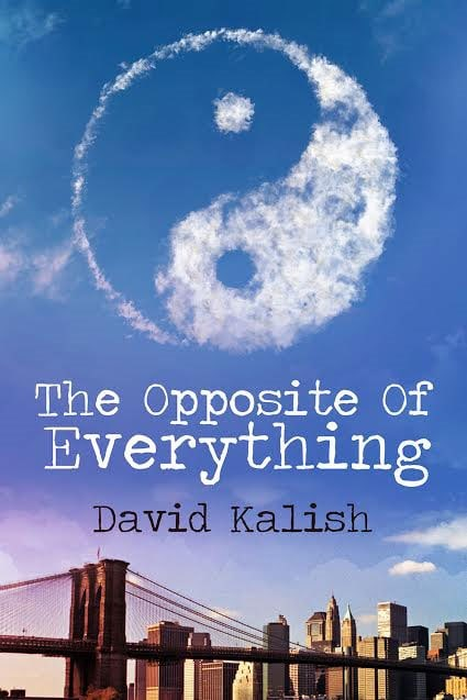 Have you read The Opposite of Everything? Read a post from author David Kalish at This Mama Cooks! On a Diet - thismamacooks.com