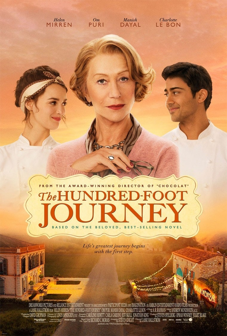 You're invited on The Hundred-Foot Journey at This Mama Cooks! On a Diet - thismamacooks.com