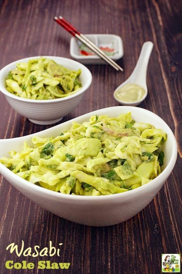 Asian Ramen Coleslaw Recipe - Genius Kitchen