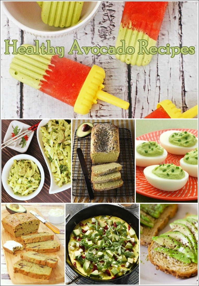 Find healthy avocado recipes at This Mama Cooks! On a Diet - thismamacooks.com