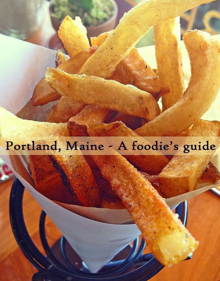 Portland, Maine - A Foodie's Guide - At This Mama Cooks! On a Diet - thismamacooks.com