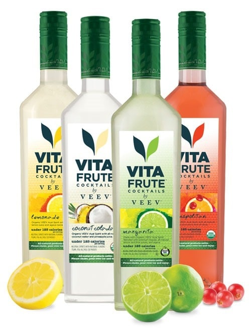 VitaFrute Organic Cocktails - Learn more at This Mama Cooks! On a Diet - thismamacooks.com