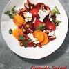 Orange Salad with Dates, Mint & Chiles