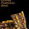 Chocolate Orange Pistachio Bark