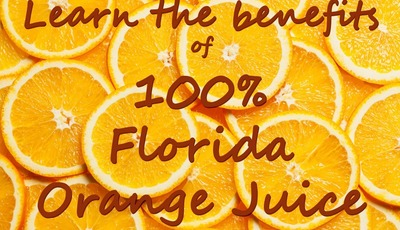 Learn the benefits of 100% Florida Orange Juice at the #AmazingInside Twitter Party!