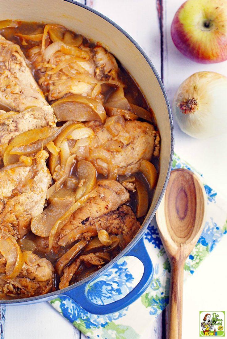 Chicken Normandy Recipe à la Marie-Celine