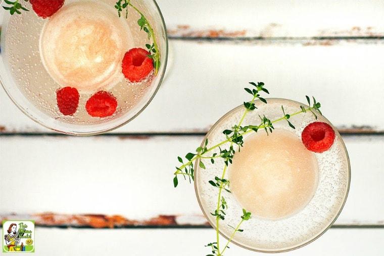 Frozen Wine Cocktails recipe