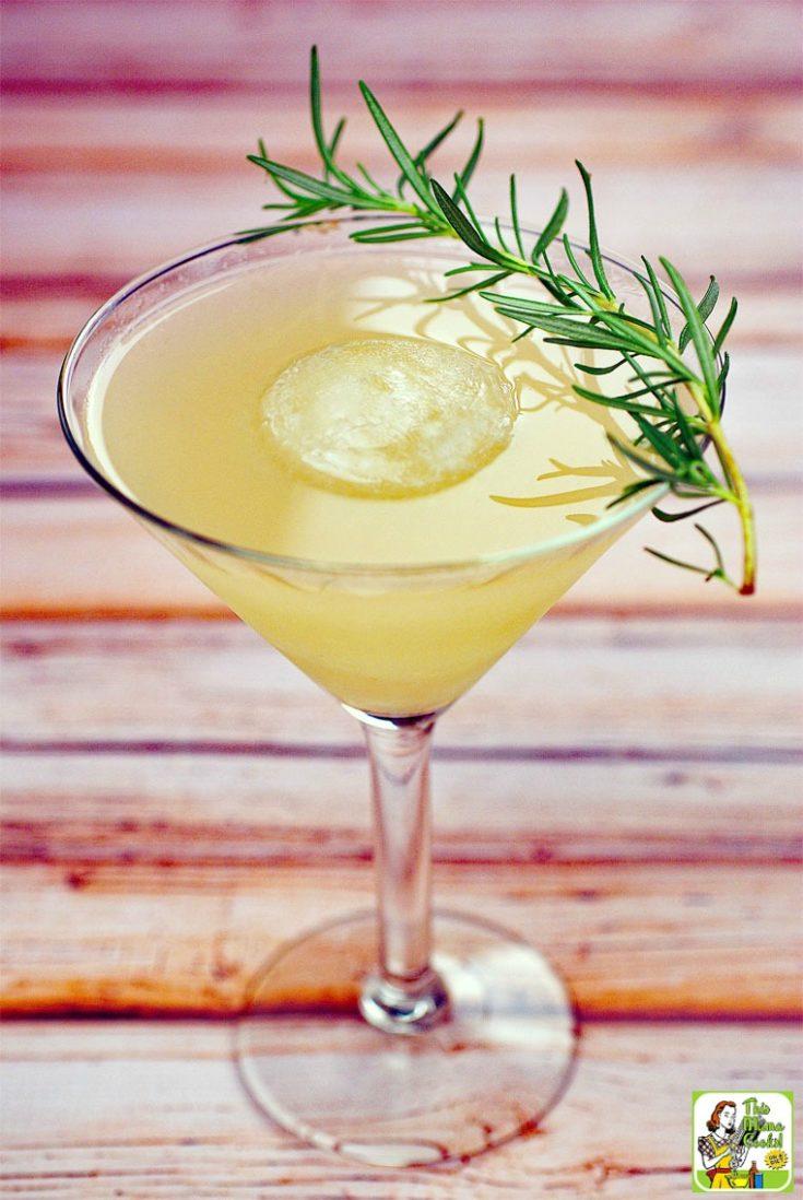 White Wine Cocktail Recipes