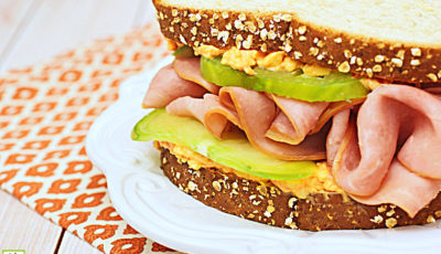 Ham & Pimento Cheese Sandwich Recipe