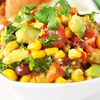 Super Easy Corn & Avocado Salsa