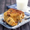 Gluten Free Pumpkin Cranberry Bread Pudding