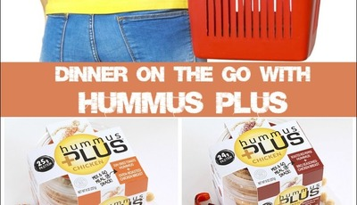 Dinner (and More!) On the Go with Hummus Plus