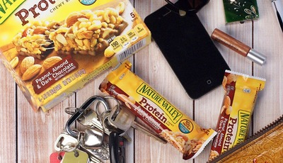 Traveling gluten free with Nature Valley Bars