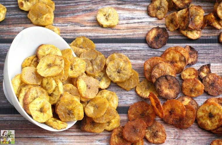 Easy healthy plantain recipes