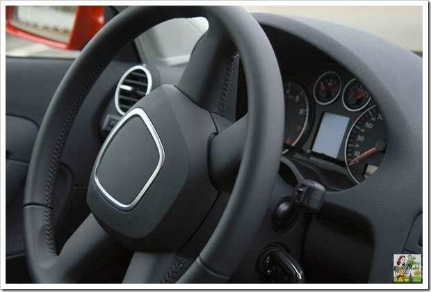 Share a car with your teen or spouse? Prevent colds and flu by cleaning off your steering wheel with disinfecting antibacterial wipes.