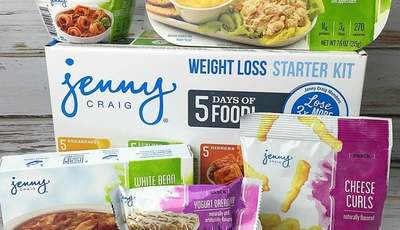 Jenny Craig 5 Day Weight Loss Starter Kit now at Walmart