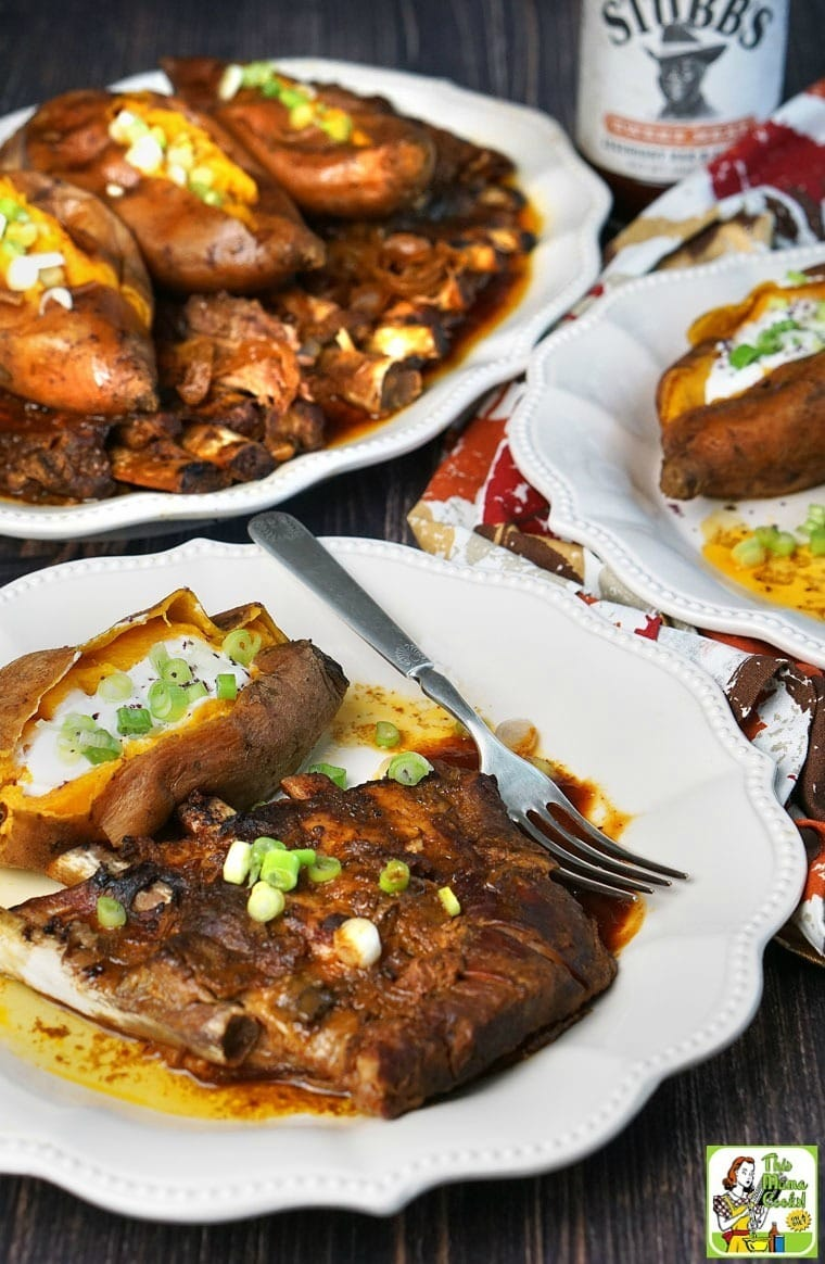 Slow cooker pork ribs bbq recipes