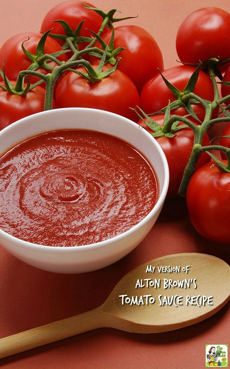 Easy tomatoes sauce recipe