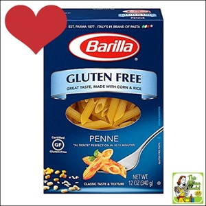 Best Gluten Free Products List: Barilla Gluten Free Pasta