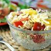 Gluten Free Caprese Pasta Salad