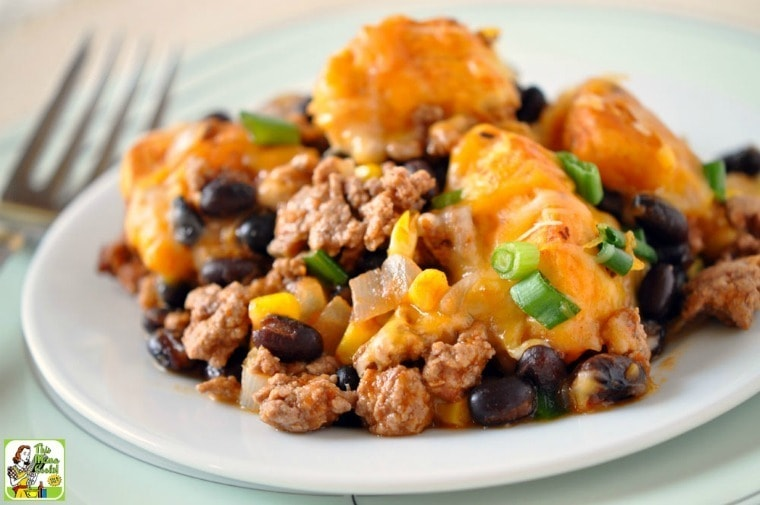 Simple Southwestern Casserole
