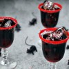 Looking for the Best Halloween Drinks? Try a Dead Man's Kiss black vodka Halloween cocktail. Click to get this easy Halloween drink recipe.