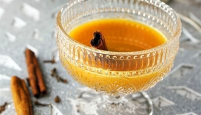 Warm up with Easy to Make Spice Autumn Tea