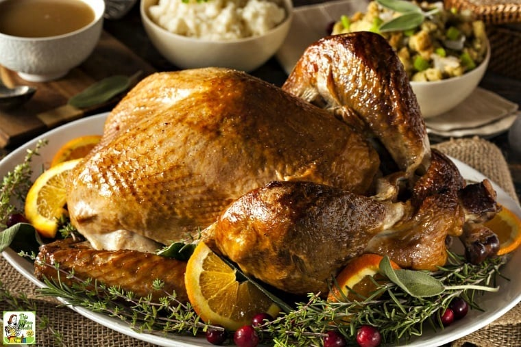 The Best Smoked Turkey Brine for your electric smoker turkey