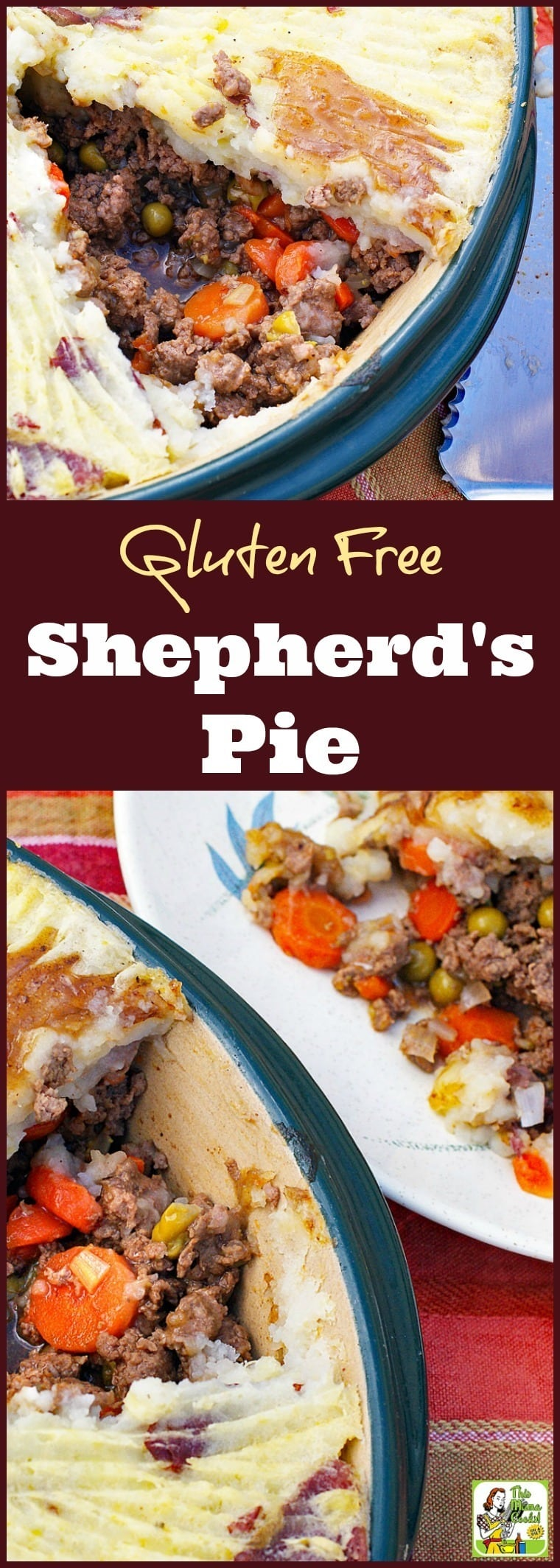 Gluten Free Shepherd's Pie Recipe