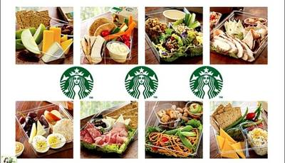 Starbucks Bistro Boxes Review